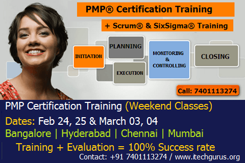 PMP Certification Training in Chennai | PM Drill